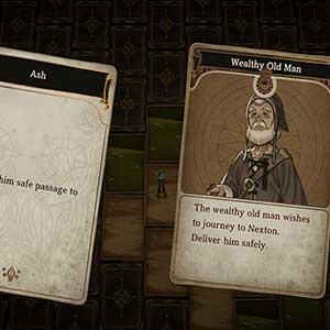 Voice of Cards The Isle Dragon Roars Velho Rico