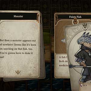 Voice of Cards The Isle Dragon Roars Peixe Com Piada