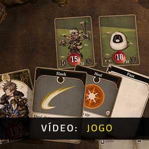 Voice of Cards The Isle Dragon Roars Vídeo De Jogabilidade
