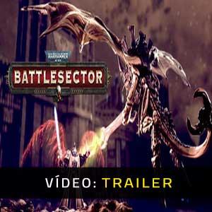 Warhammer 40K Battlesector Atrelado De Vídeo