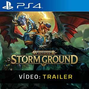Warhammer Age Of Sigmar Storm Ground Vídeo do atrelado