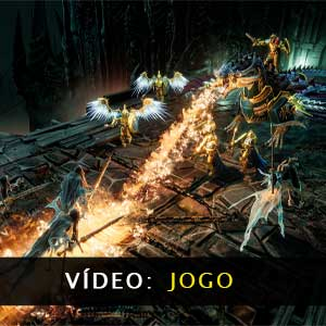 Warhammer Age of Sigmar Storm Ground vídeo de jogabilidade