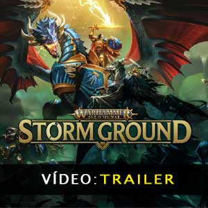 Warhammer Age of Sigmar Storm Ground vídeo do trailer