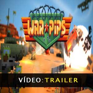 Warpips Atrelado de Vídeo