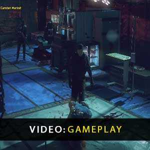 Watch Dogs Legion Vídeo de jogabilidade