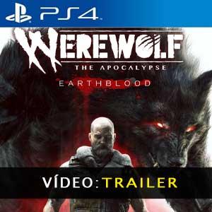 Werewolf The Apocalypse Earthblood Atrelado de vídeo