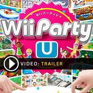 Comprar código download Wii Party U Nintendo Wii U Comparar Preços