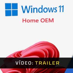 Windows 11 Home OEM Atrelado De Vídeo