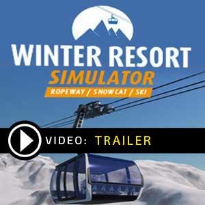 Comprar Winter Resort Simulator CD Key Comparar Preços