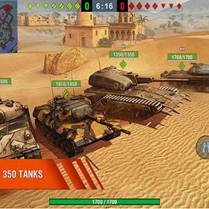 tanques maciços