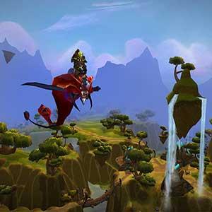 World of Warcraft Burning Crusade Classic Riding Nether Ray