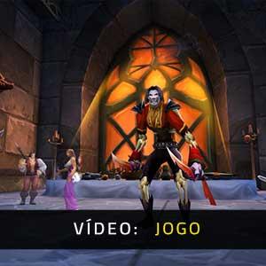 World of Warcraft Burning Crusade Classic Vídeo De Jogabilidade