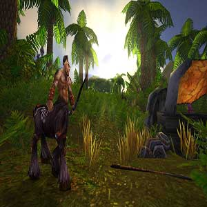 World of Warcraft Classic minotaur
