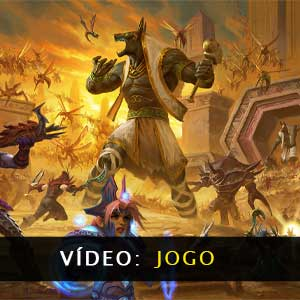 World of Warcraft Classic vídeo de jogabilidade