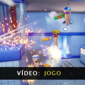 Worms Rumble Jogo de vídeo