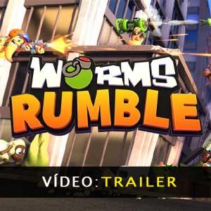 Worms Rumble Atrelado de vídeo