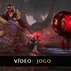 WoW Battle for Azeroth Expansion vídeo de jogabilidade