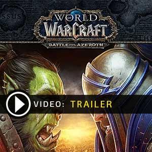 Comprar WoW Battle for Azeroth Expansion CD Key Comparar Preços
