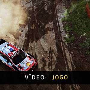WRC 10 FIA World Rally Championship Vídeo De Jogabilidade