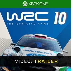 WRC 10 FIA World Rally Championship Xbox One Atrelado De Vídeo