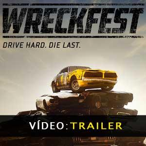 Wreckfest Vídeo do atrelado