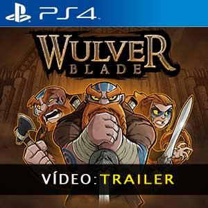 Wulverblade PS4 Atrelado de Vídeo