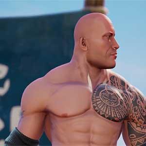 WWE 2K Battlegrounds A Rocha