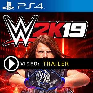 Comprar WWE 2K19 PS4 Comparar Preços