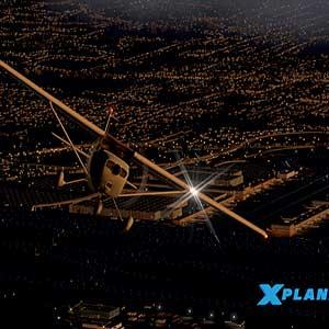 simulação realista de voo