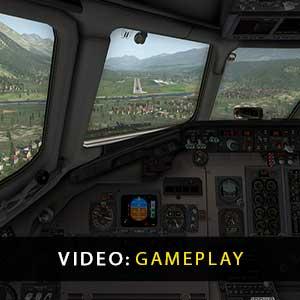 X-Plane 11 Gameplay Video
