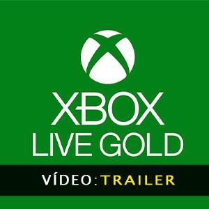XBOX LIVE GOLD Atrelado