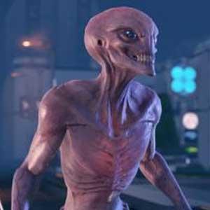 XCOM 2 Alien