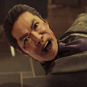 Yakuza Como uma Esquadra de Polícia de Dragão Kamuro