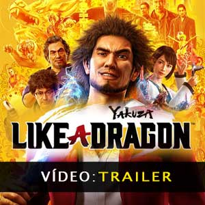 Yakuza Like a Dragon trailer vídeo