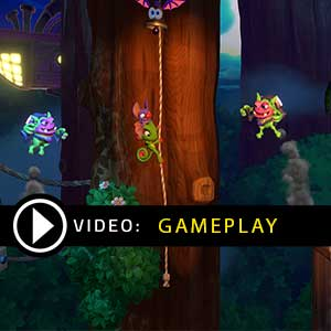 Yooka-Laylee and the Impossible Lair Gameplay Video