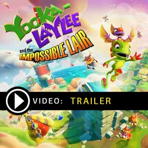Comprar Yooka-Laylee and the Impossible Lair CD Key Comparar Preços
