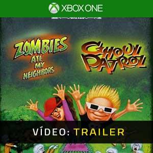 Zombies Ate My Neighbors and Ghoul Patrol Xbox One Atrelado De Vídeo